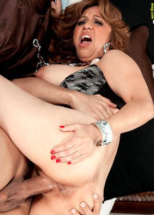 Chubby girl getting cock