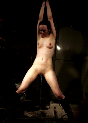 Full breast suspension bondage