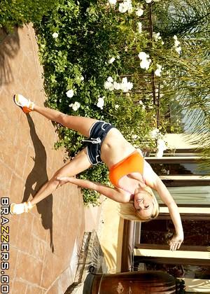 Krissy Lynn Big Tits In Sports 117