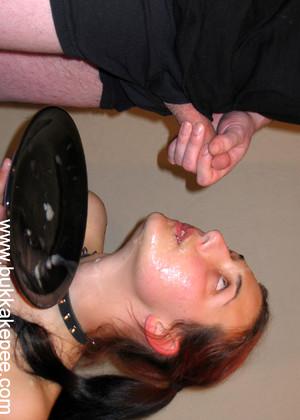 Bukkake shampoo