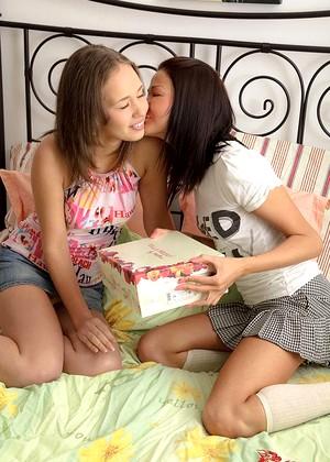 Amina amore and kylie haze lesbian scene - 5 10