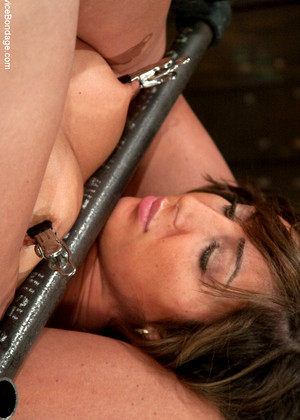 BDSM Group DOMINATION & Fucking With Cassie Fire