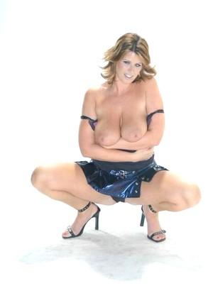 Gemma bissix boob