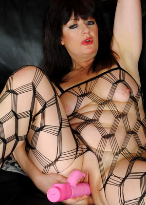 Mature Fishnet RedTube 1