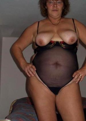 Big Tits Oma