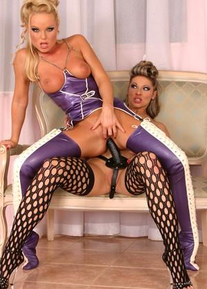 Silvia Saint Latex Lesbians Woxtube 1