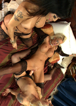 ts foxxy and courtney taylor