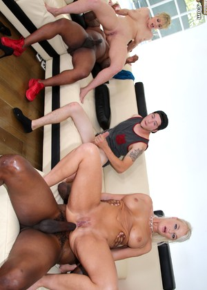 image Dee williams amp london river do bbc anal in front of step son