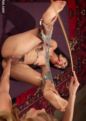 Bound sex toy coral aorta waits for her punishment - 2 part 10