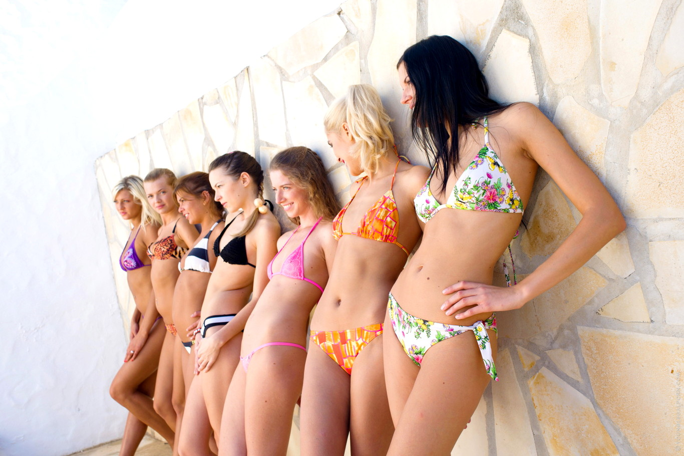 Babe Today 18 Only Girls Ivana Fukalot Sasha Blonde Stasha -1354