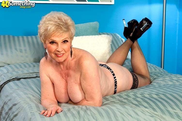 Granny Jewel Porn