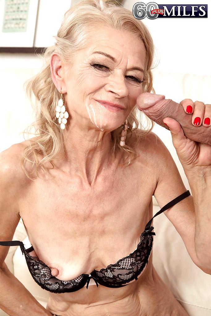 Small Tits Granny Pics