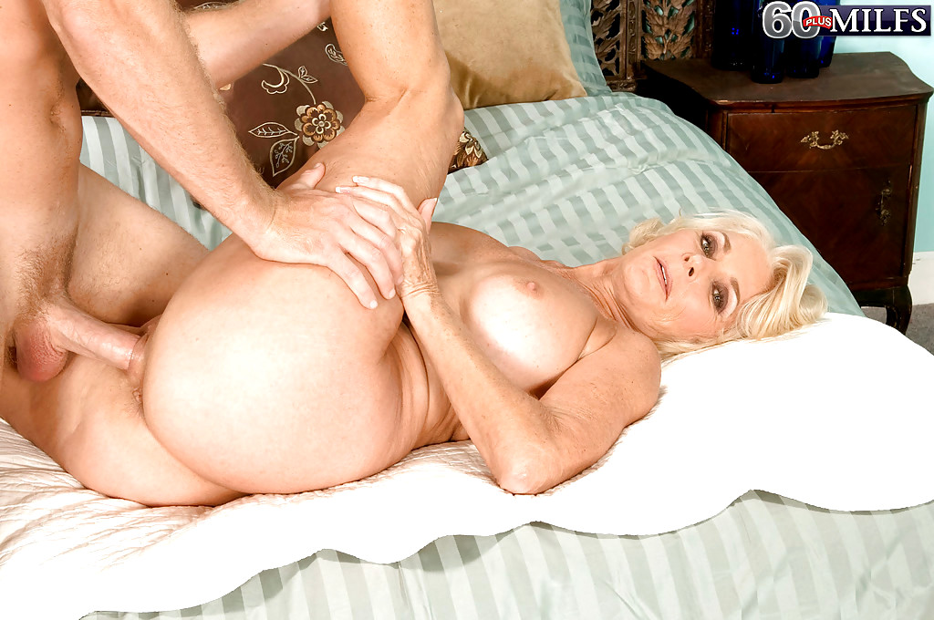 Blonde Mature Georgette Parks Has Intense Sex Teens Love Anal 1