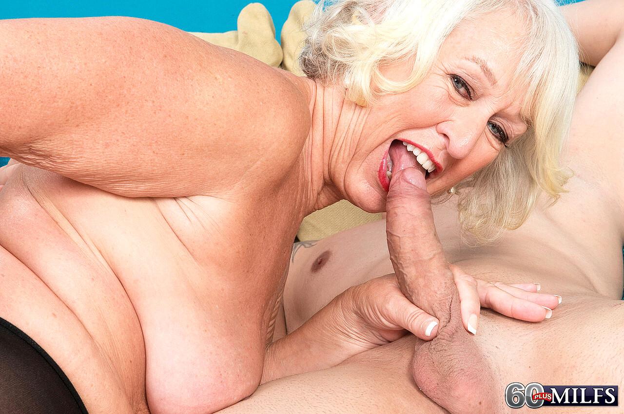 Babe Today 60 Plus Milfs Jeannie Lou 40Ozbounce Pantyhose -6376