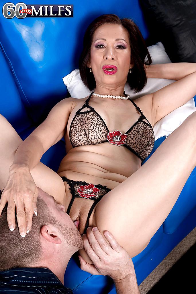 Babe Today 60 Plus Milfs Kim Anh Gorgeous Spreading -5389