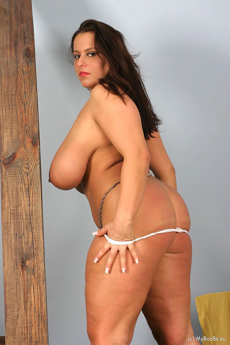 Tits big aneta buena Busty Legend:
