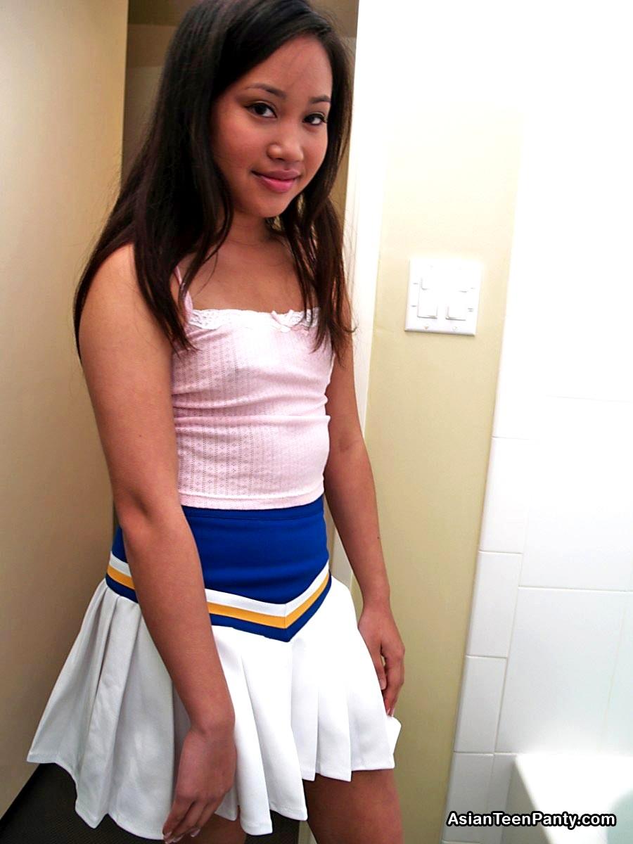 teen panty pics Asian