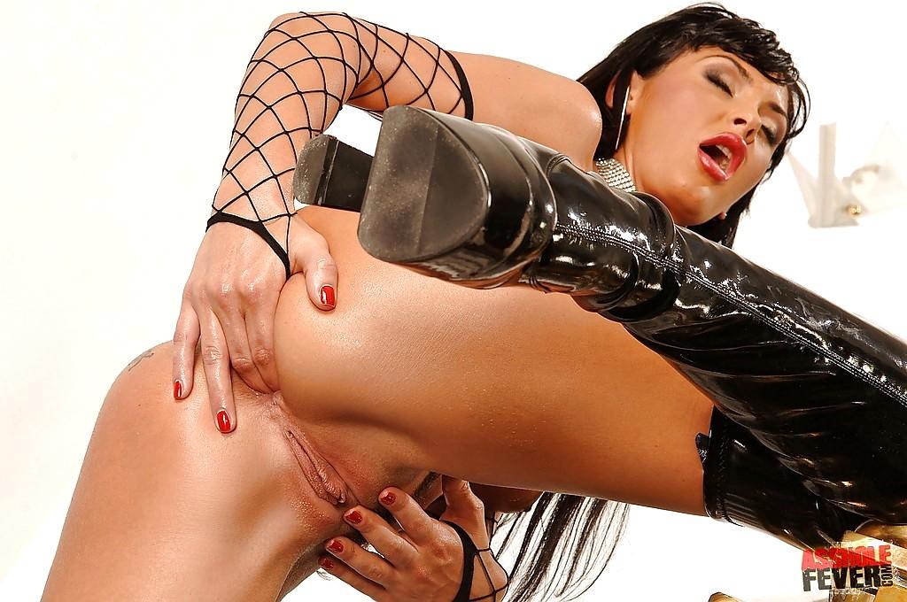 Babe Today Asshole Fever Bibi Black Insane Boots Vip Tube -4936