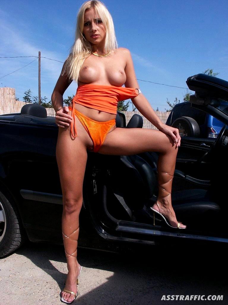 Cynthia ass traffic