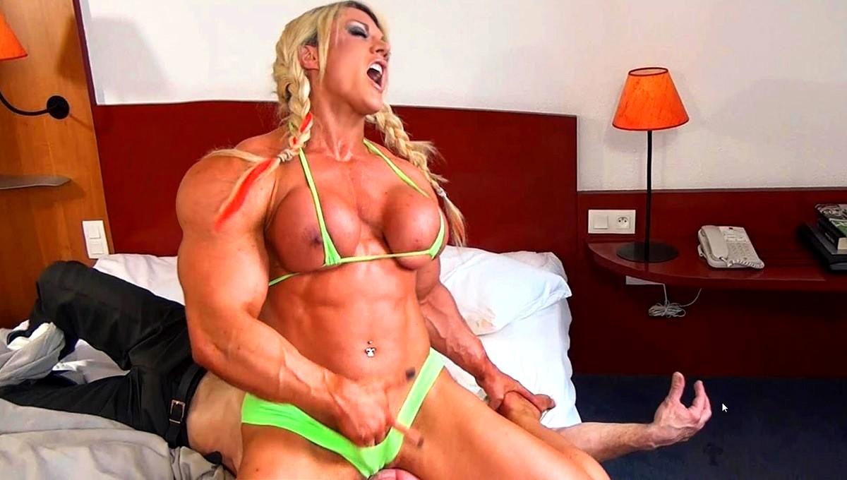 Asian Bodybuilder Girl Porn