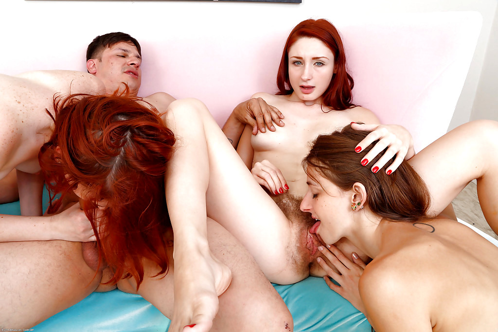 Emma evins amp violet monroe nice lesbians licking hairy pussies 3