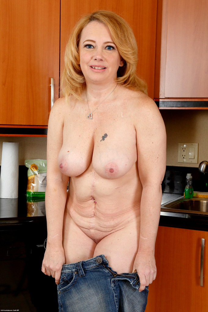 from Knox naked sweet naked mature kitchen