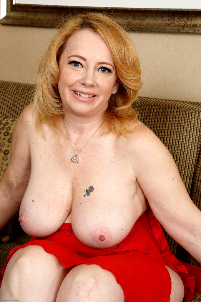 Babe Today Aunt Judy Brandie Sweet Interesting Big Tits -4916