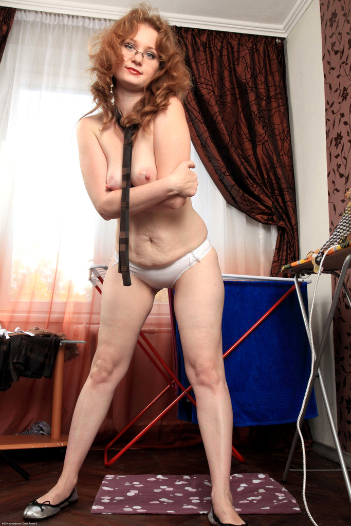 Babe Today Aunt Judy Mandy Absolute Glasses Slavestube -8750