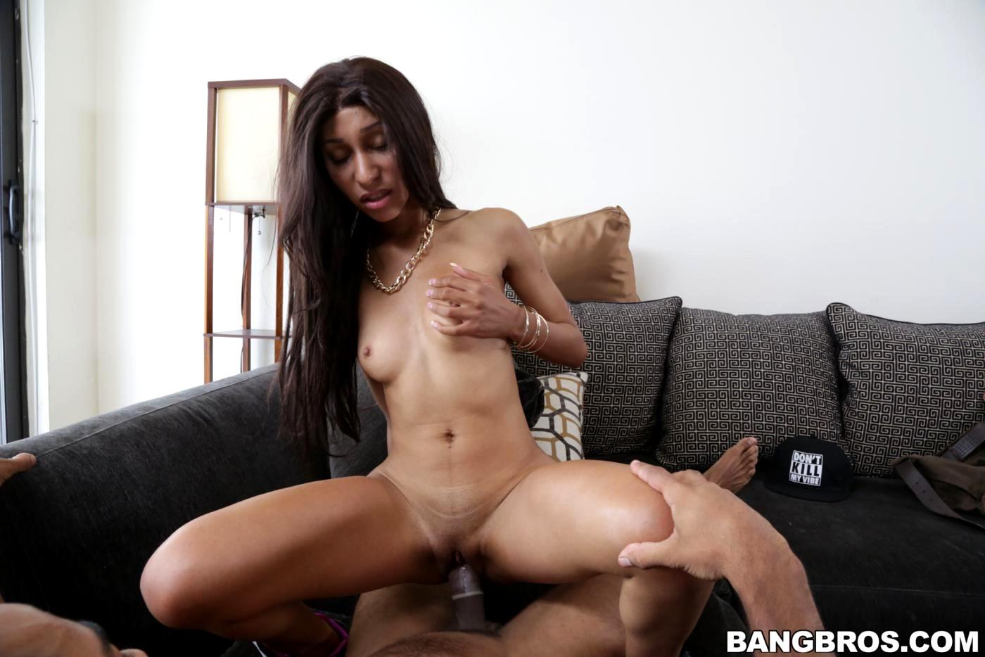 Ass fingering during sex