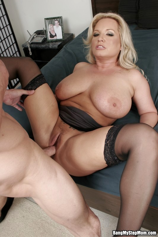 Mature stepmom