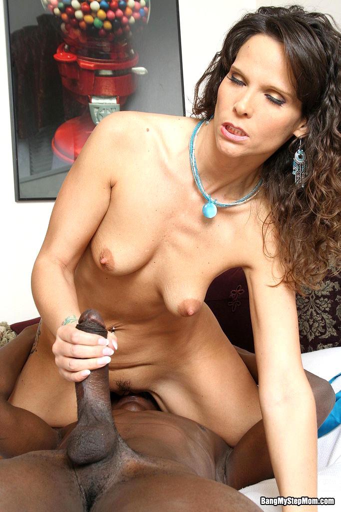 Stepmom Ebony Porn