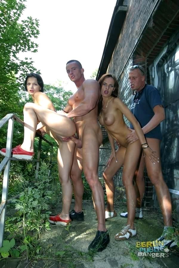 Outdoor Sex Berlin