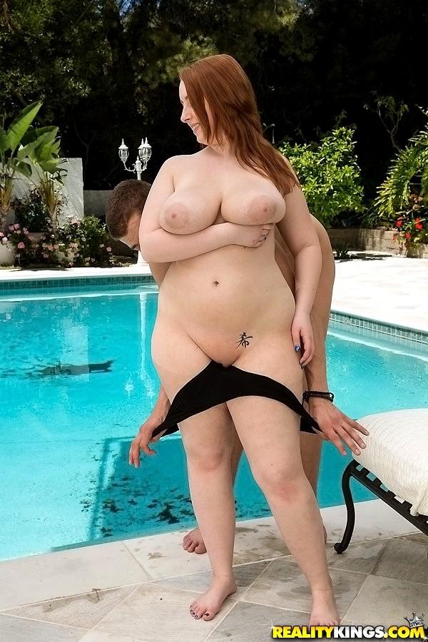 Babe Today Big Naturals Felicia Clover Current Cumshot -1417
