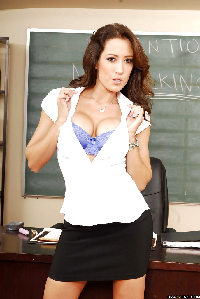 Emma Starr Sexy Teacher