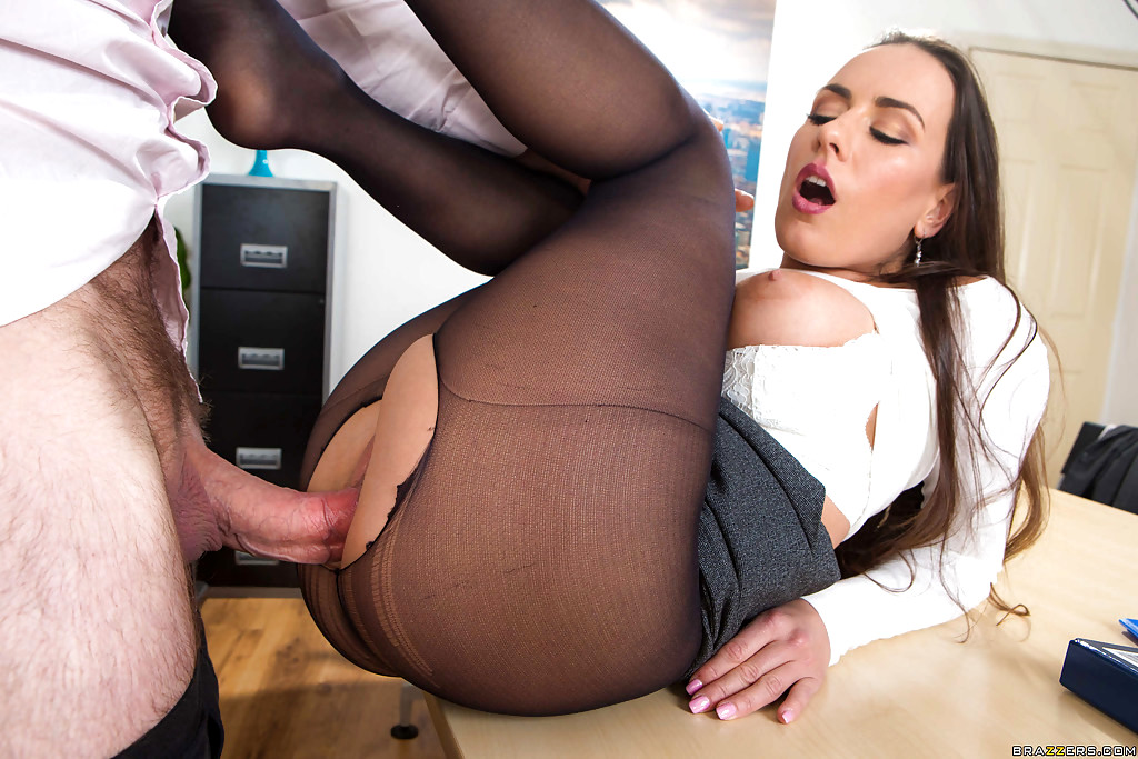 Destiny Porter Big Cock Fucking After Work With By Her Boss Trueanal 1