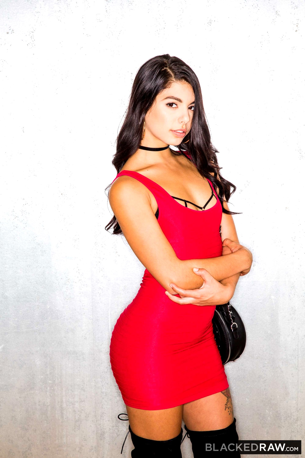Babe Today Blacked Raw Gina Valentina Upskirts Interracial