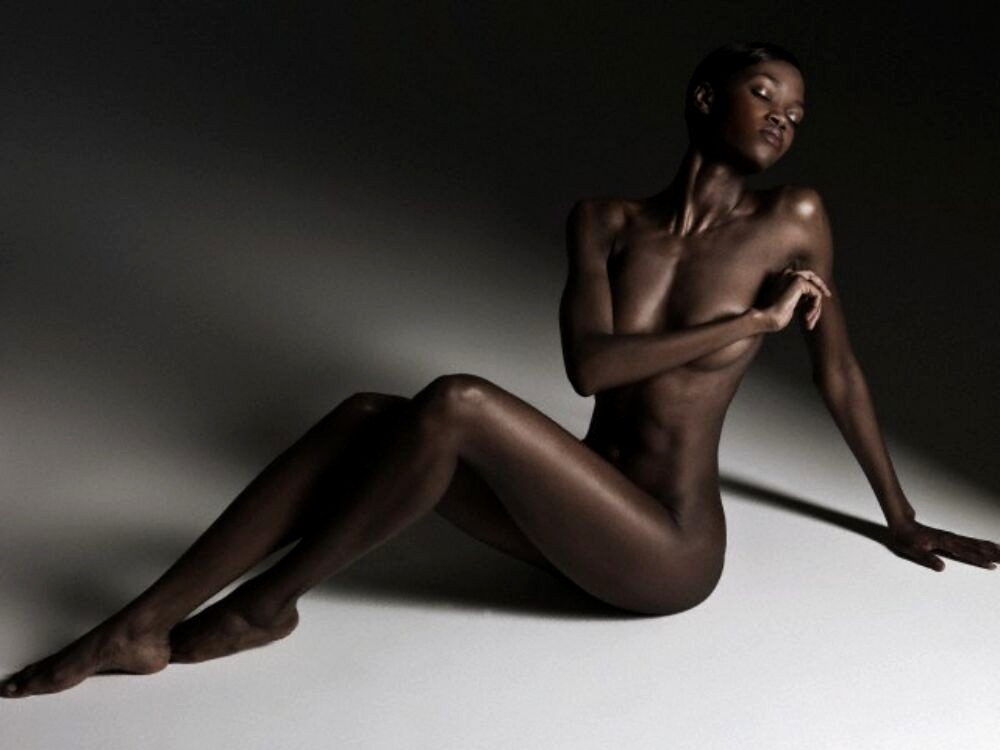 African supermodels nude, nude melanie griffin