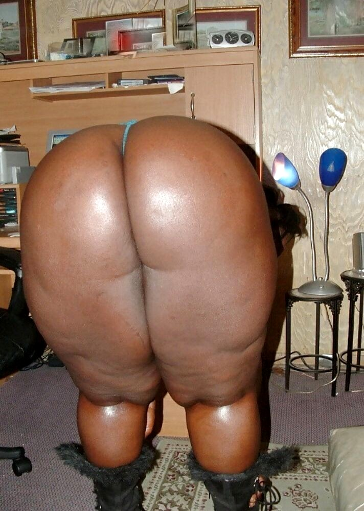Round Booty Black Girls