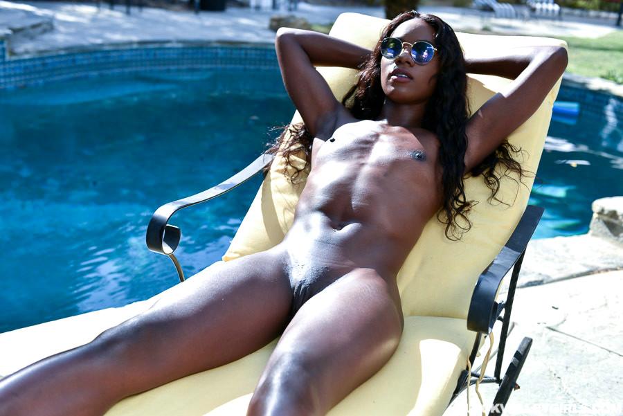 Babe Today Black Valley Girls Ana Foxxx Full Blowjob -9354
