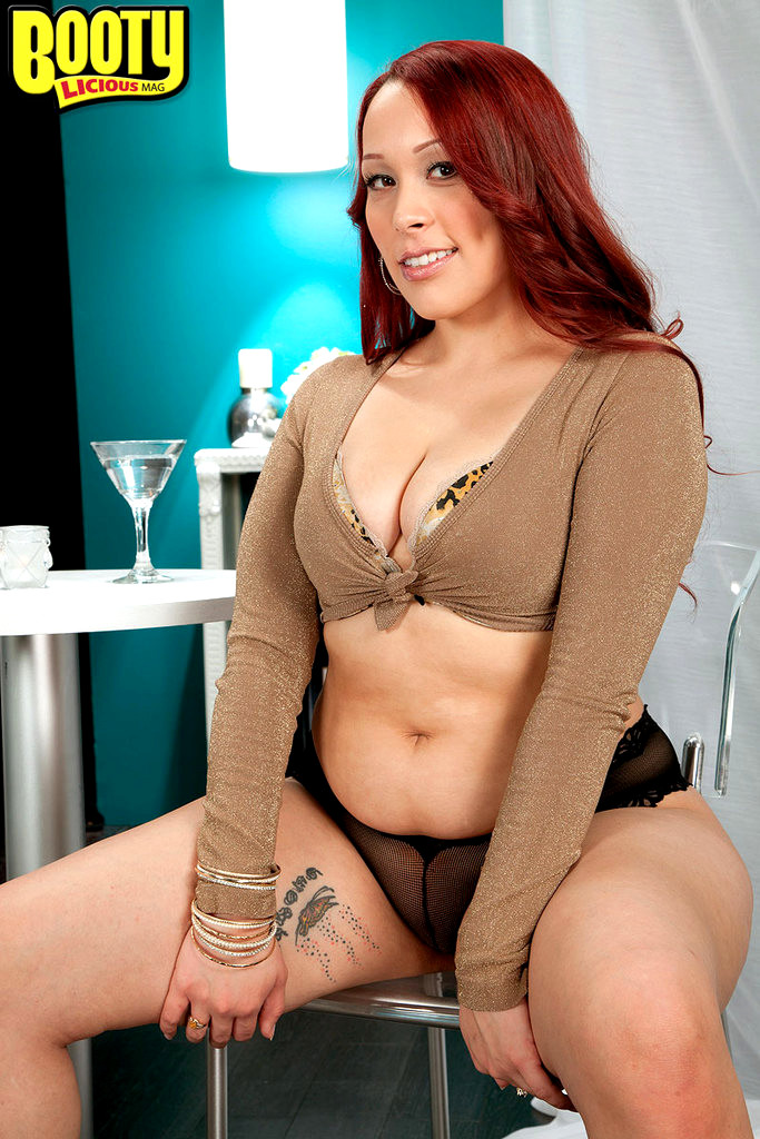Babe Today Bootylicious Mag Alycia Starr Pretty Bbw -3721