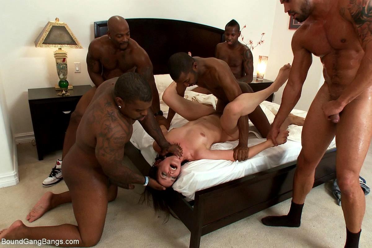 Fat hood orgy
