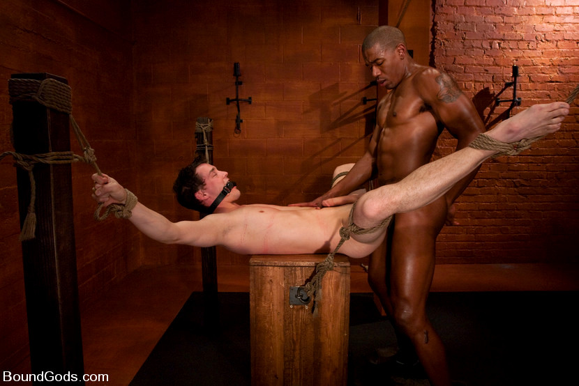Male Gay Bondage Workout