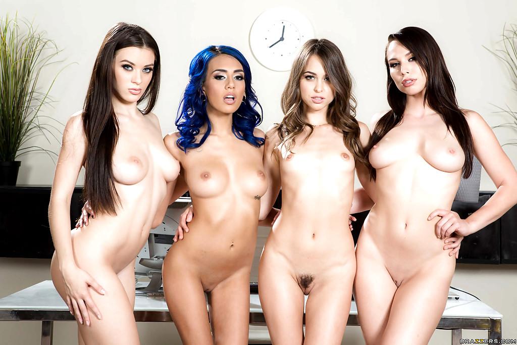 Full nude pornstar