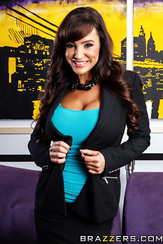 Babe Today Brazzers Network Ava Addams Lisa Ann Natural