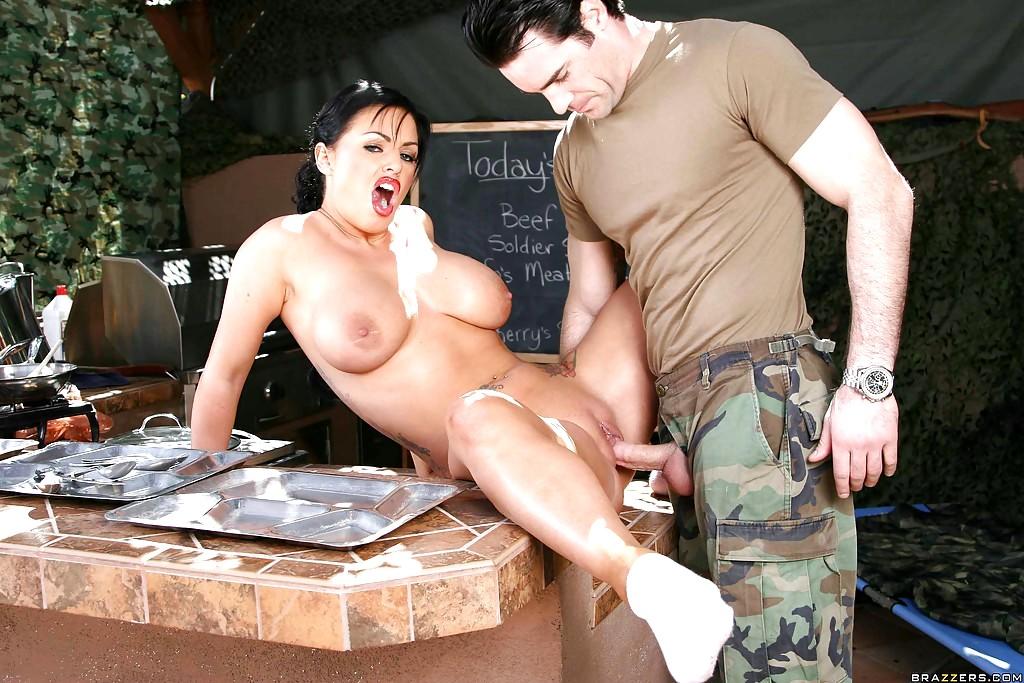 Pornhub kerry soldier