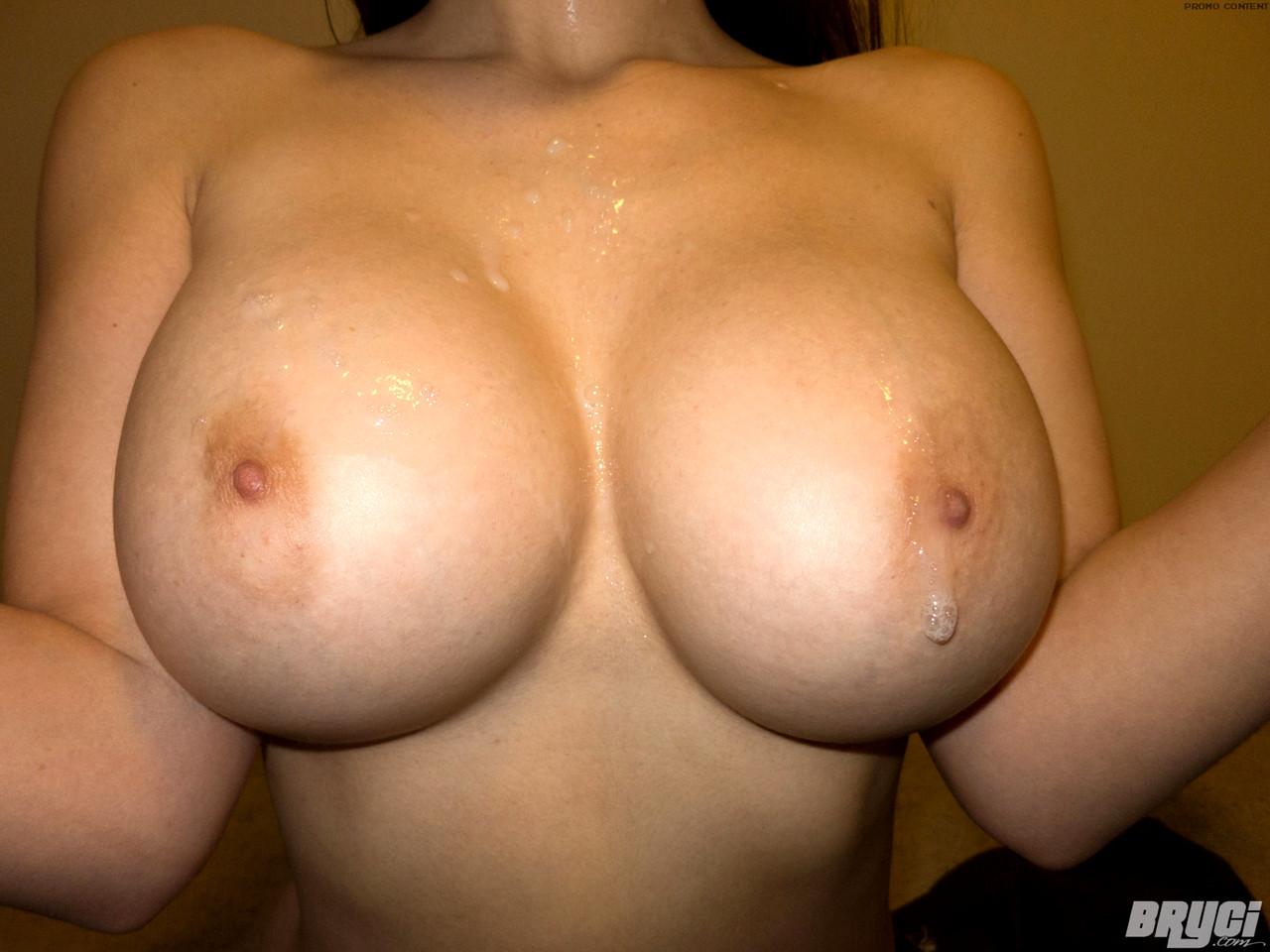 Bryci big tits firmly convinced