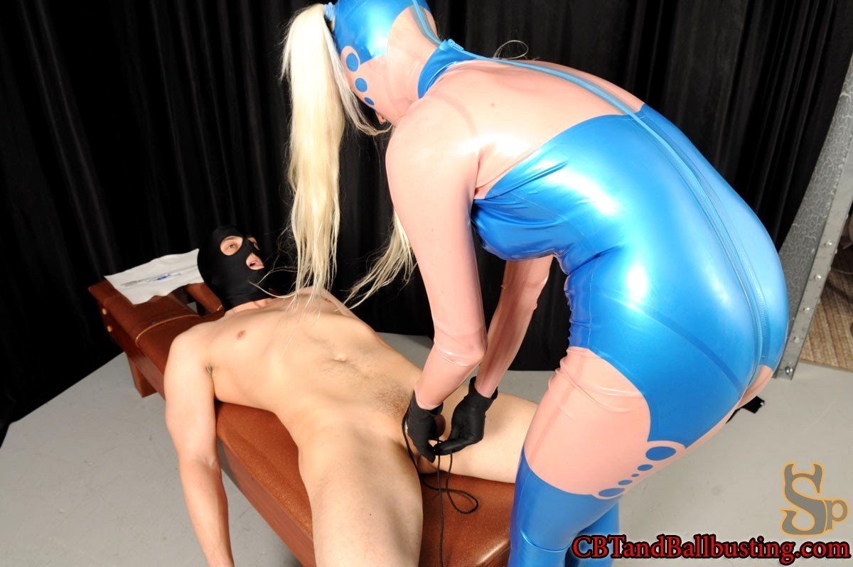 Femdom ballbusting babe galleries pics