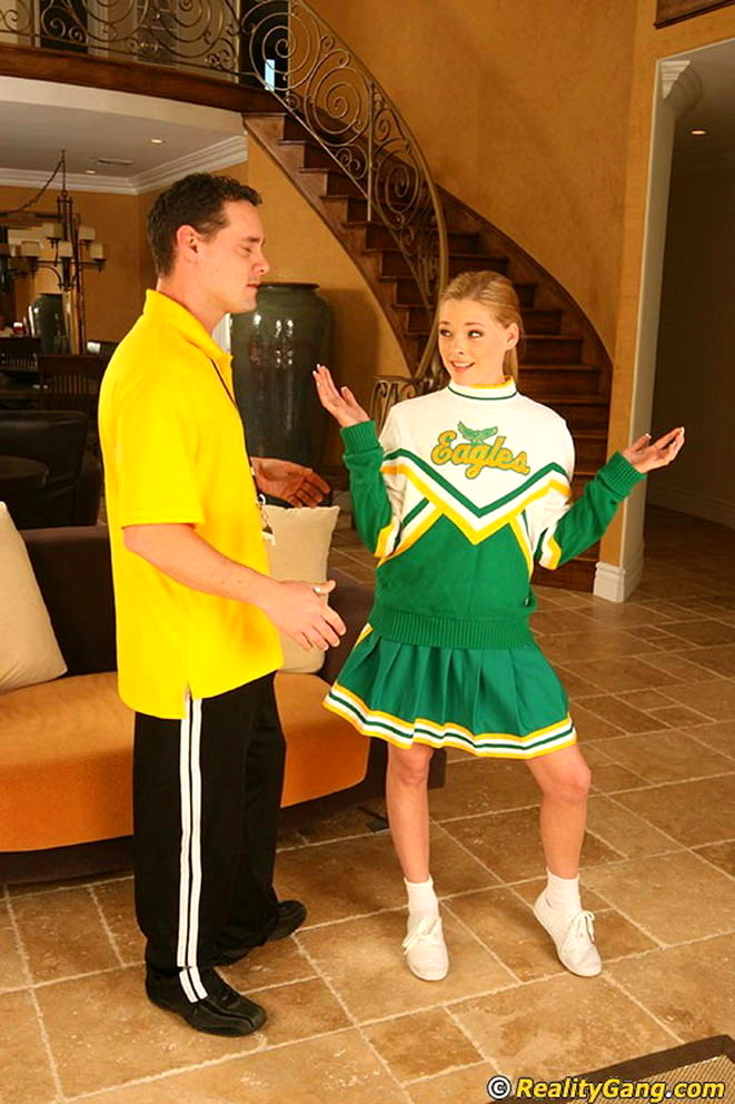 Babe Today Cheerleader Auditions Jessie Dalton More Teen -7711