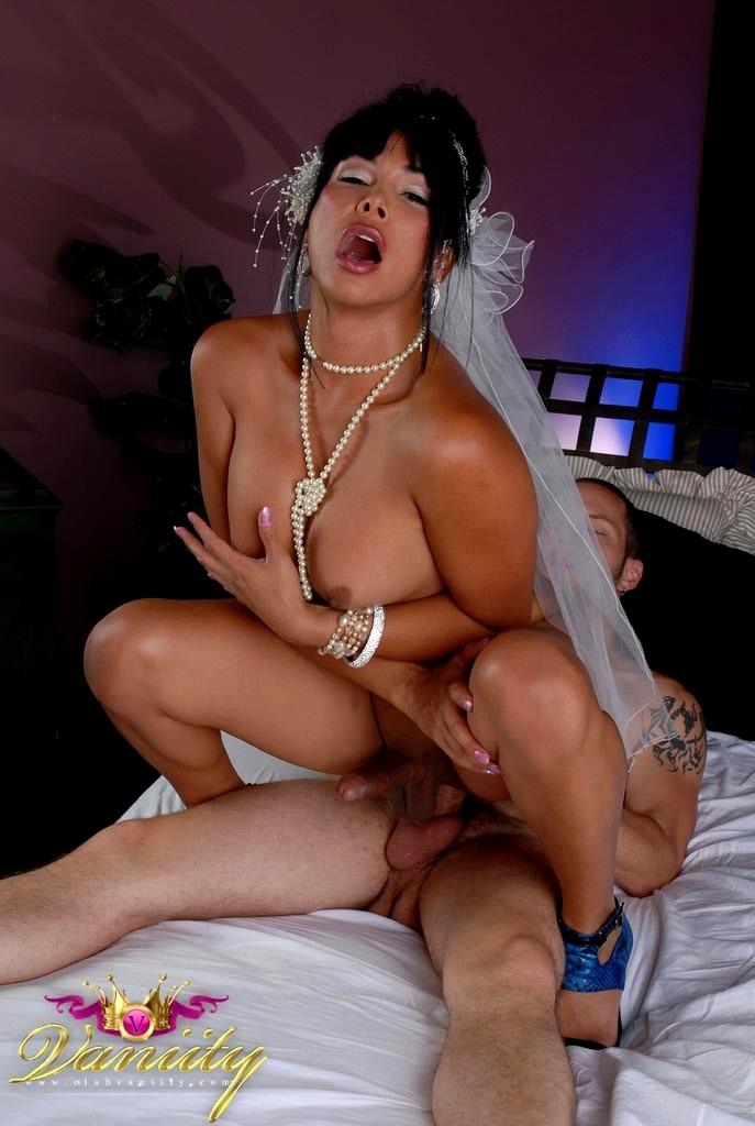 Секс невеста ебет мужа трансами — 15