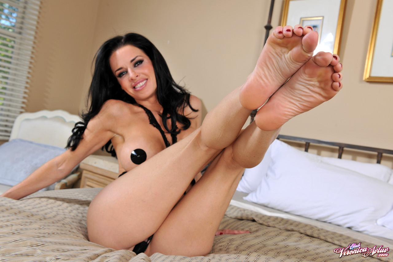 Veronica Avluv Foot Fetish
